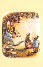 top003845 - Rabbit Post Card