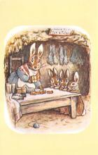top003855 - Rabbit Post Card