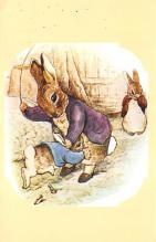 top003857 - Rabbit Post Card