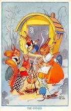 top003863 - Rabbit Post Card