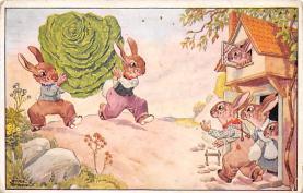 top003889 - Rabbit Post Card