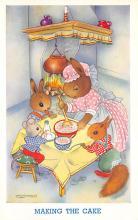 top003921 - Rabbit Post Card