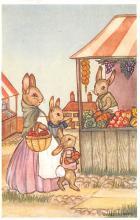top003923 - Rabbit Post Card