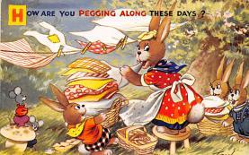 top003949 - Rabbit Post Card