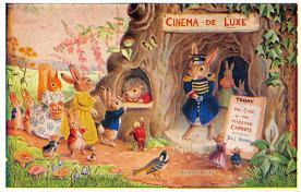 top003957 - Rabbit Post Card
