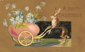 top003995 - Rabbit Post Card