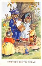 top004011 - Rabbit Post Card