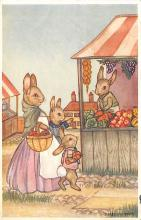top004013 - Rabbit Post Card
