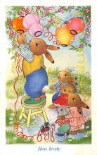 top004027 - Rabbit Post Card