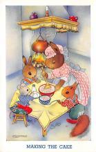 top004037 - Rabbit Post Card