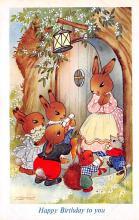 top004039 - Rabbit Post Card