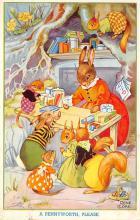 top004045 - Rabbit Post Card