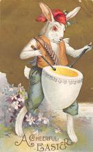 top004049 - Rabbit Post Card