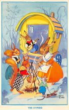 top004055 - Rabbit Post Card