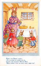 top004061 - Rabbit Post Card
