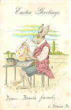 top004067 - Rabbit Post Card