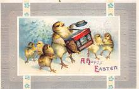 top004139 - Chicken Post Card