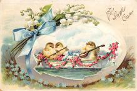 top004141 - Chicken Post Card