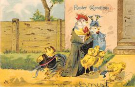 top004143 - Chicken Post Card