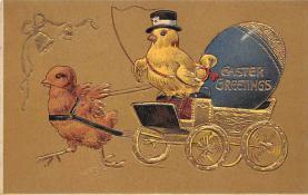 top004147 - Chicken Post Card