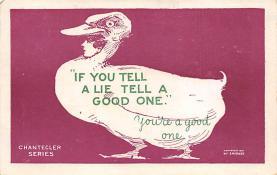 top004155 - Chicken Post Card