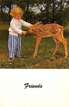 top005361 - Deer Post Card