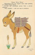 top005515 - Donkey Post Card