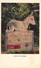 top005663 - Donkey Post Card
