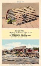 top006039 - Lobster Post Card