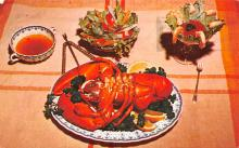 top006077 - Lobster Post Card