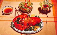 top006109 - Lobster Post Card