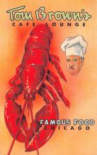 top006141 - Lobster Post Card