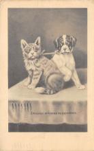 top007053 - Cat Post Card, Cats Postcards