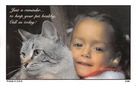 top007393 - Cat Post Card, Cats Postcards