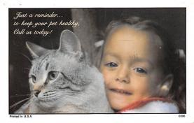 top007395 - Cat Post Card, Cats Postcards