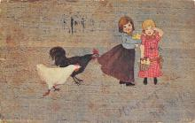 top007655 - Chicken Post Card