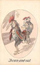 top007715 - Chicken Post Card