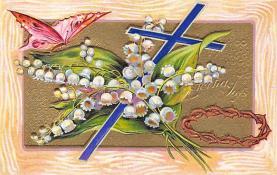 top007777 - Butterflies Post Card, Butterfly Postcard