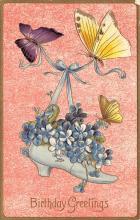 top007791 - Butterflies Post Card, Butterfly Postcard