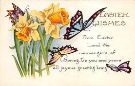 top007793 - Butterflies Post Card, Butterfly Postcard