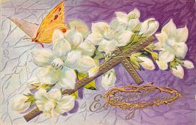 top007799 - Butterflies Post Card, Butterfly Postcard