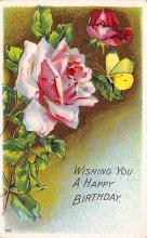 top007811 - Butterflies Post Card, Butterfly Postcard