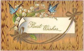 top007825 - Butterflies Post Card, Butterfly Postcard