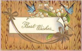 top007827 - Butterflies Post Card, Butterfly Postcard