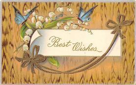 top007829 - Butterflies Post Card, Butterfly Postcard