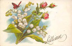 top007831 - Butterflies Post Card, Butterfly Postcard