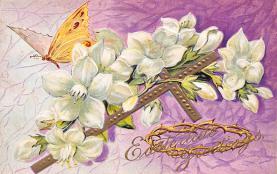 top007845 - Butterflies Post Card, Butterfly Postcard