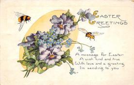 top007853 - Butterflies Post Card, Butterfly Postcard