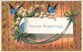 top007859 - Butterflies Post Card, Butterfly Postcard