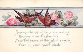top007861 - Butterflies Post Card, Butterfly Postcard
